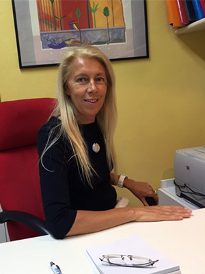 Laura Motta - Psicologa e Psicoterapeuta