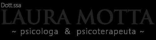 Dott.ssa Laura Motta Psicologa Logo